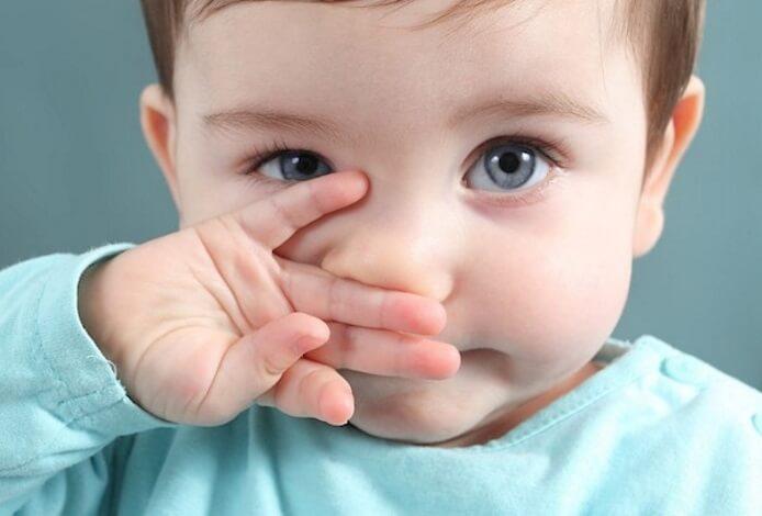 Çocuklarda Geniz Akıntısı