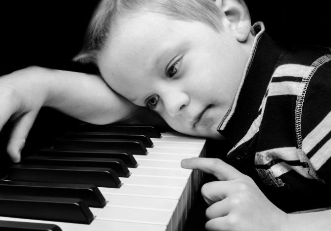 Çocuklar İçin Müziğin Önemi