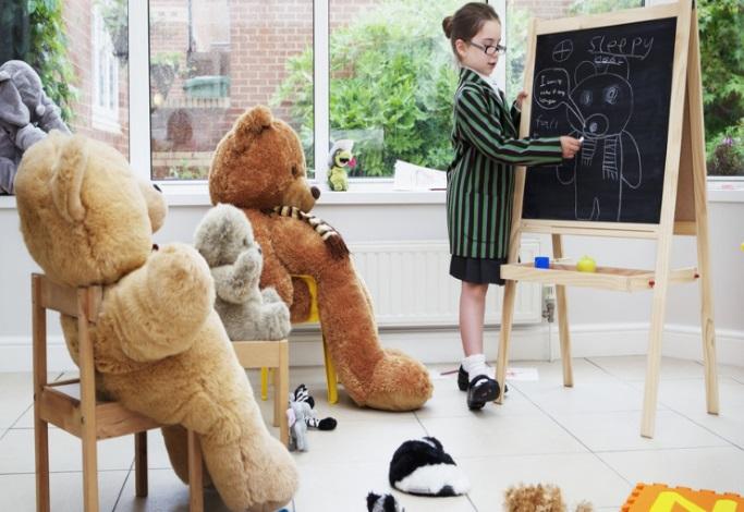 Evde Okul Öncesi Eğitim