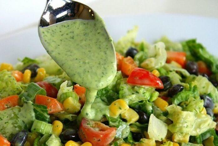 Avakado Salata Sosu Nasıl Yapılır