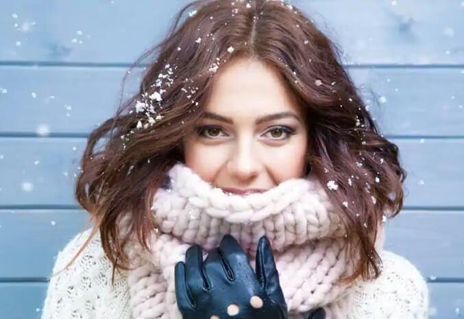 Kışın Saç Bakımı Nasıl Yapılır