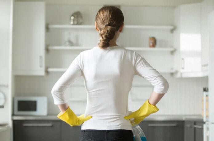 Mutfak Temizliği Nasıl Yapılır