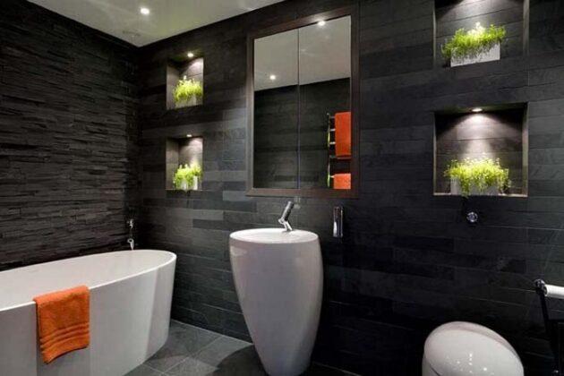 Modern Banyo Dizaynı